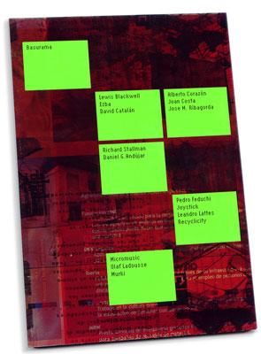 imagen de la portada del libro basurama