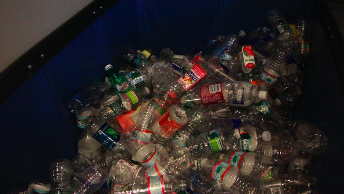 Unsorted Bottles