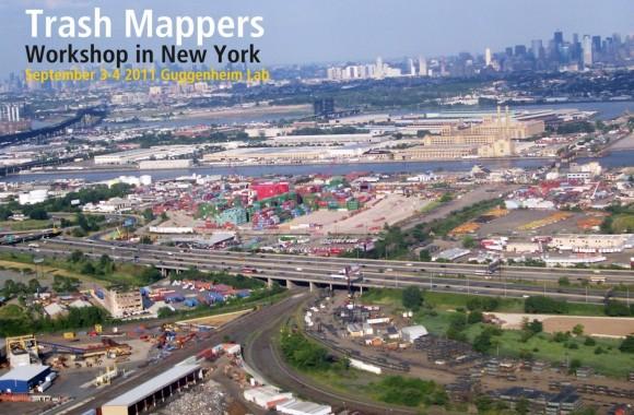 Taller Trash Mappers en Nueva York