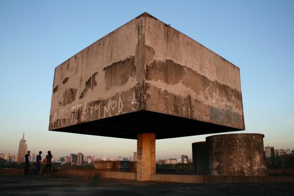 Lixurbana. Reutilização de espaços urbanos abandonados