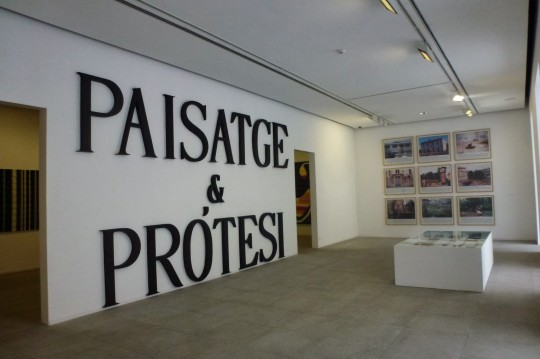 Exposición: Res no s'atura (Nada se detiene) en La Panera