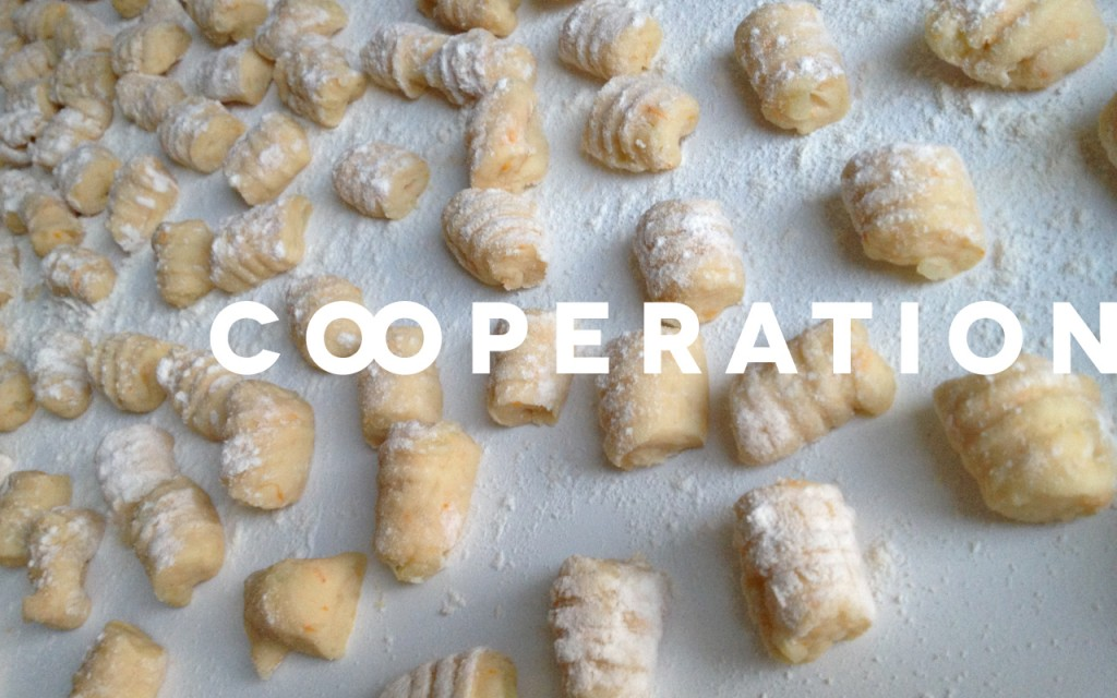 Cooperation - By antipdes Café