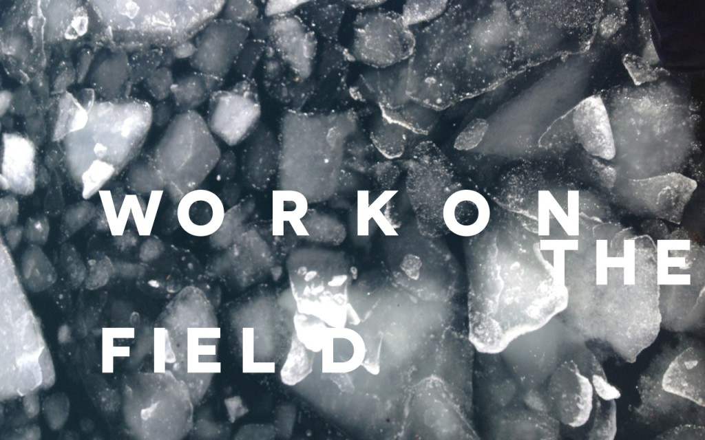 work on the fields- By antipdes Café