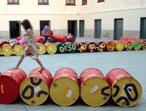 Playground Gatos na Casa Daros