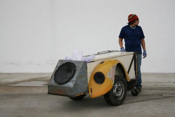 RUS México. Make your own cart