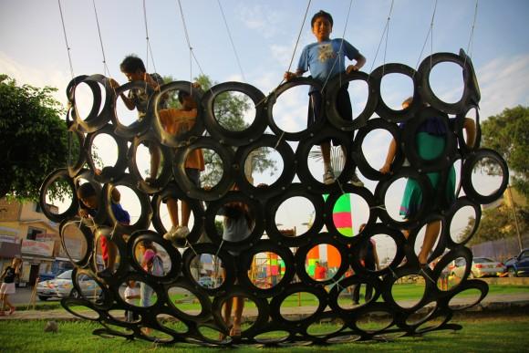 RUS Lima, Self-made Playground