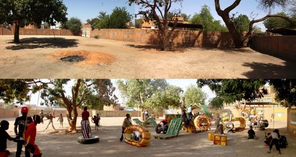 Autoparque Niamey: ¡hagámoslo juntos!