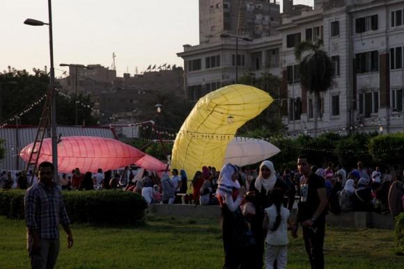 RUS Cairo: luces de Ramadán