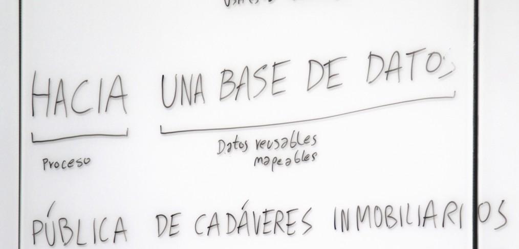 Hacia una base de datos pública de cadáveres inmobiliarios (explicación)
