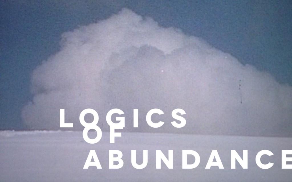 Logics of abundance - By antipdes Café