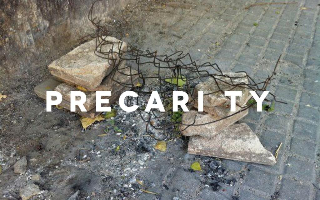precarity- By antipdes Café