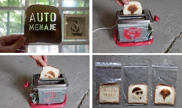 Clavellian Toaster
